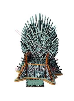 Puzzle 3D Trono Juego de tronos