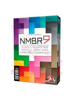 Juego de mesa NMBR9 Alcanza el siguiente nivel