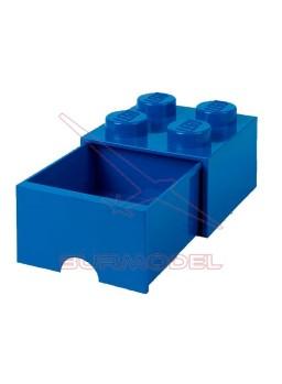 Caja construcción Lego 25x25x18cm