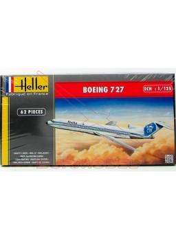 Maqueta Boeing 727 1:125
