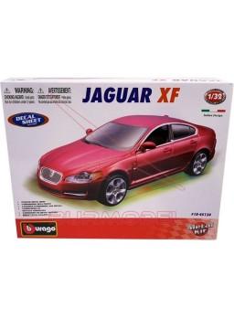 Maqueta metal burago Jaguar XF