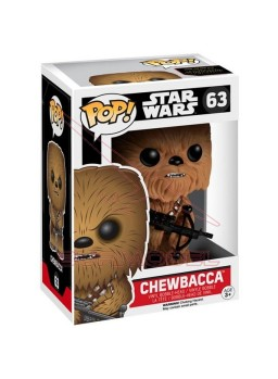 Figura Pop Chewbacca Star Wars