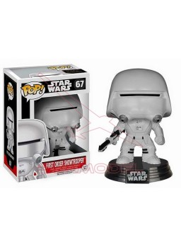 Pop F.O. Snowtrooper Star Wars