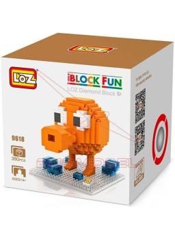 Kit de construcción Pixel Wars Porter 380 piezas