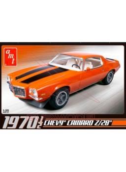Maqueta 1970 1/2 Chevy Camaro Z/28 Escala 1/25