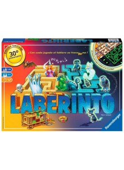 Juego de mesa laberinto Glow in the dark