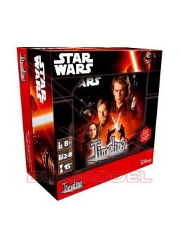 Juego de cartas Timeline Star Wras I-II-III