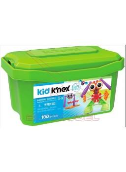 Kid Knex baúl constructores 50 ideas 100 piezas