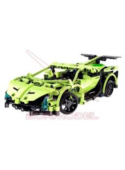 Coche Super GT Ninco Tecnic