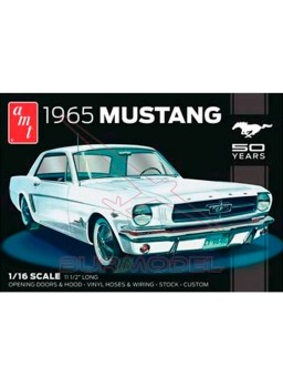 Maqueta AMT Mustang 1965 1/16