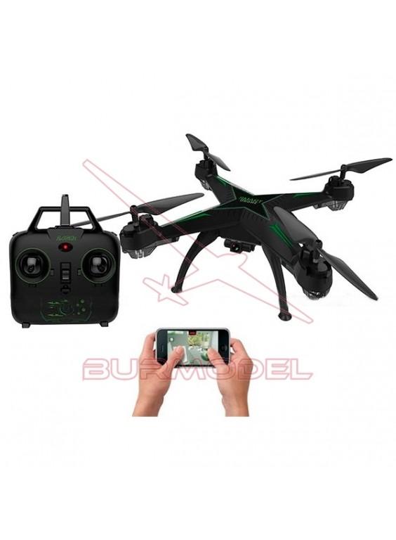 Drone con cámara Wifi Interstellar 0.3MPX