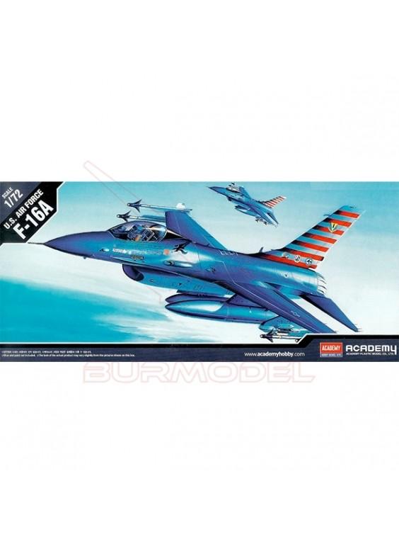 Maqueta Avión F-16A US Air Force 1/72