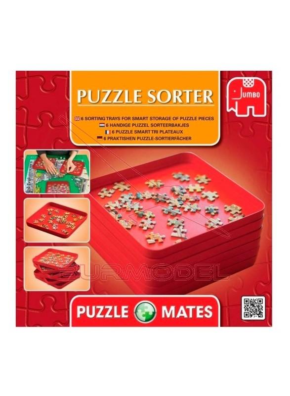 Clasificador de piezas de puzzles