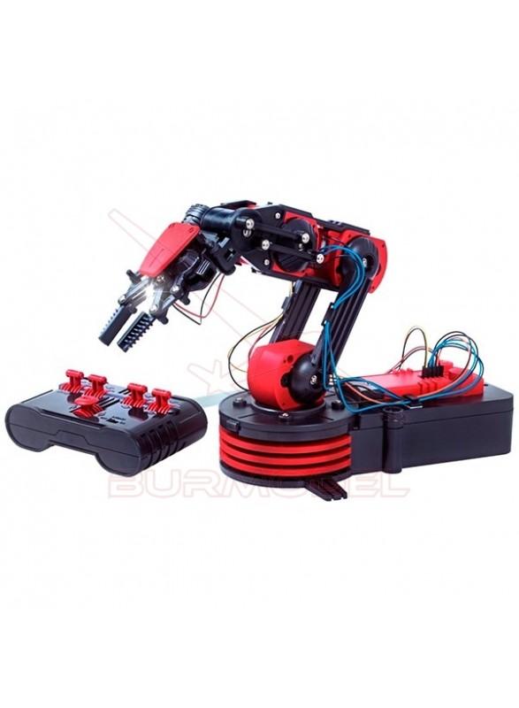 Brazo robótico programable