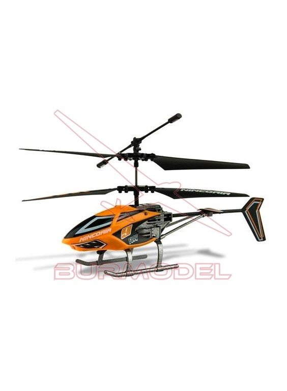 Helicóptero Alu-mini Flog