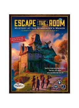 Escape room misterio en la mansion observatorio