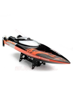 Lancha rc Racing Flipped Boat 2.4Ghz