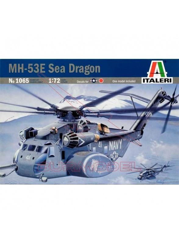 Maqueta helicoptero MH-53 Sea Dragon 1:72