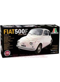 Maqueta Italeri Fiat 500 F 1:12