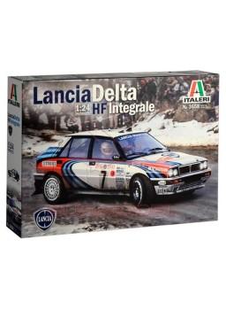 Maqueta Lancia Delta HF Integrale 1:24 Italeri