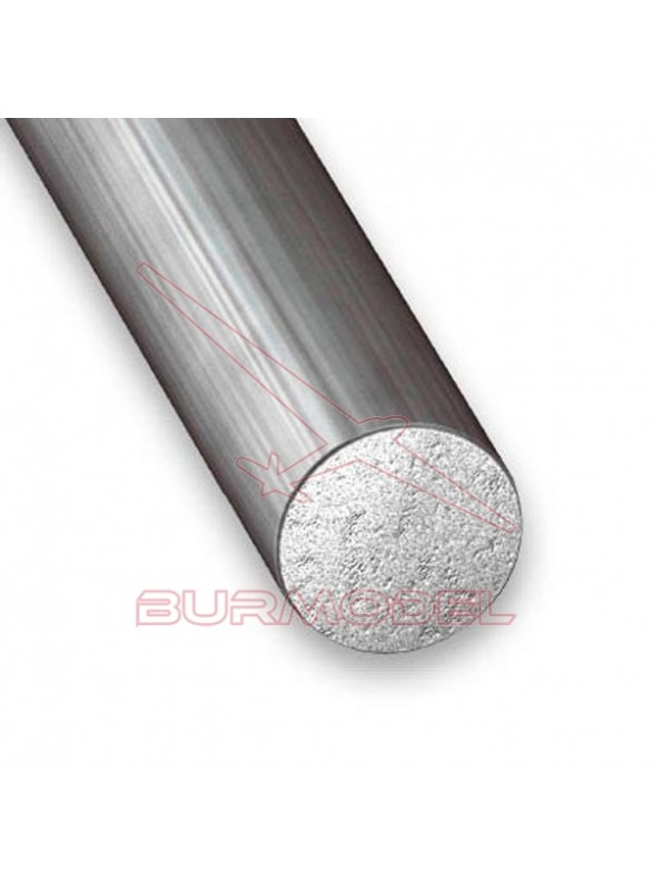 Redondo de acero (cuerda de piano) 1,8 mm (1metro)