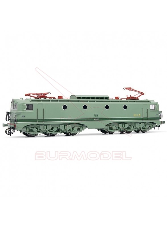 Locomotora eléctrica Renfe 276.128 Mando múltiple