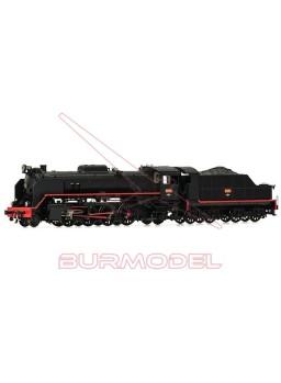 Locomotora vapor Mikado RENFE 141-2109