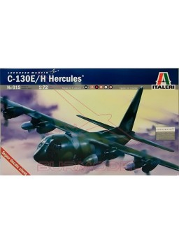 Maqueta Avión C-130 E/H HERCULES 1:72