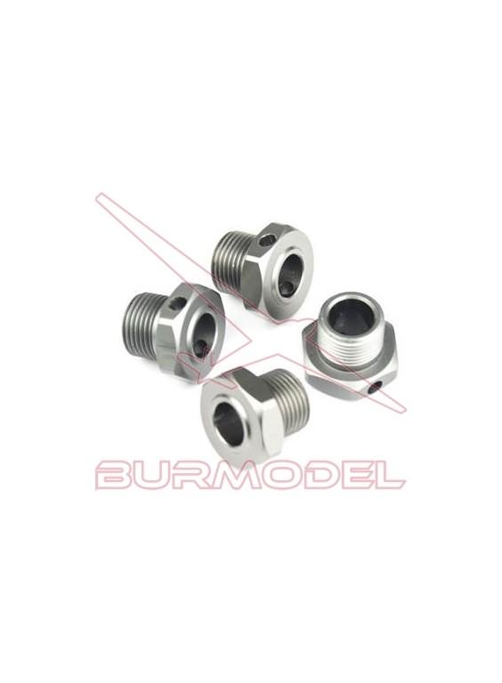 Hexágonos de rueda EVO/NXT GP/STR8/EPX2
