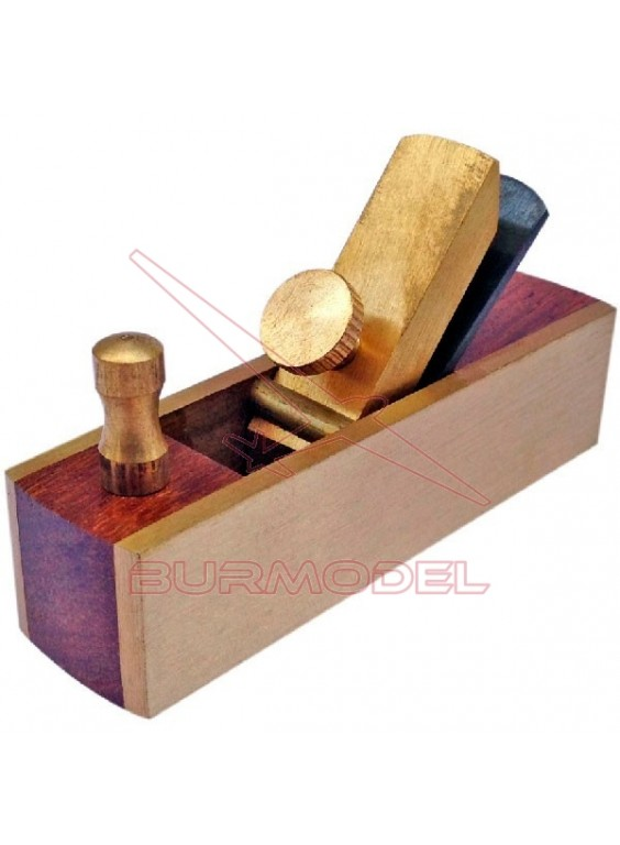 Cepillo modelismo para madera