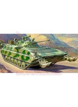 Tanque soviético BMP-2D Afganistán 1979-1989