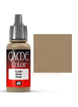 Pintura KAKI Game Color 17ml