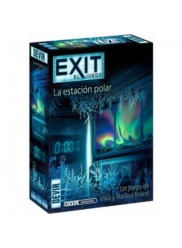 Juego de mesa Exit La estación polar