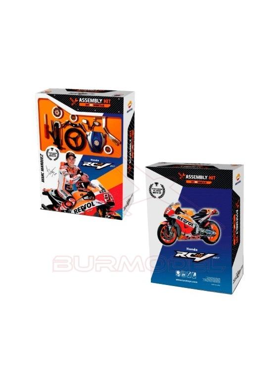 Kit de montaje moto GP Honda Repsol Marc Márquez