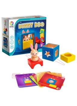 Juego de lógica para preescolares Bunny Boo