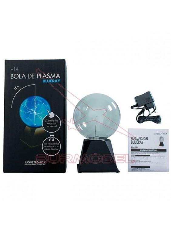 Bola de plasma Blueray