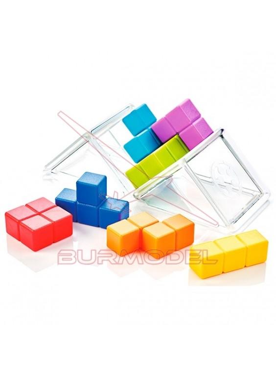 Juego de ingenio Cube puzzler GO
