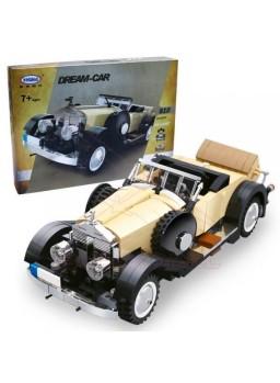 Maqueta Rolls Royce 810 piezas tipo LEGO