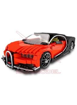 Construcción coche Gallon 859 piezas