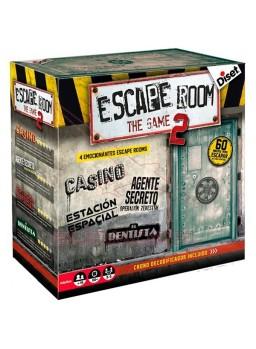 Juego de mesa Escape Room 2