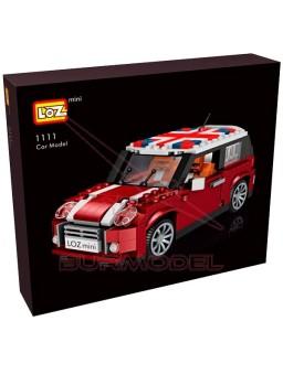 Construcción Mini Cooper 492 piezas