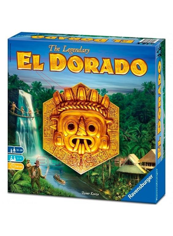 Juego de mesa El Dorado