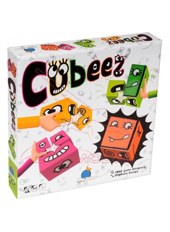 Juego de mesa Cubeez