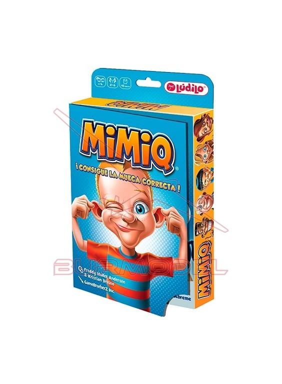 Juego de cartas Mimiq