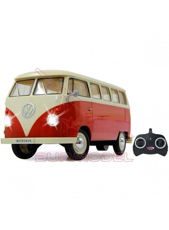 Furgoneta VW T1 Clssic Bus 1963 1:16