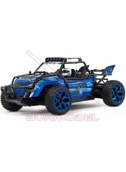 Coche rc Derago XP1 4WD 2,4Ghz Azul