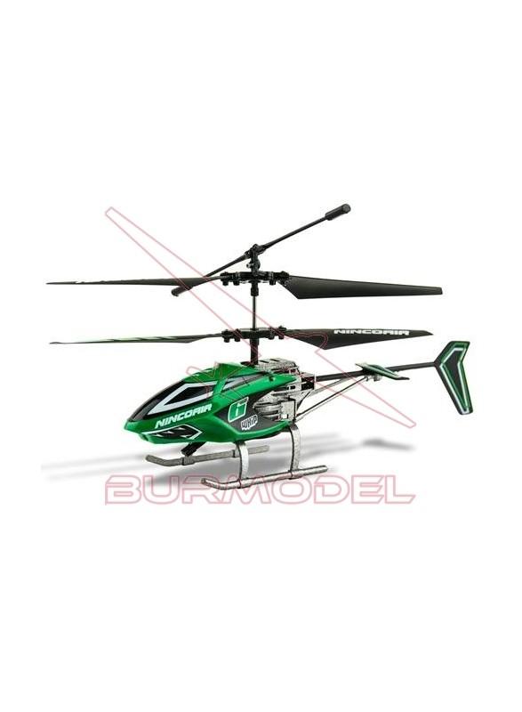 Helicóptero Nincoair Alumini Whip 2 canales