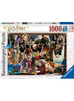 Puzzle Harry Potter vs vold 1000 piezas