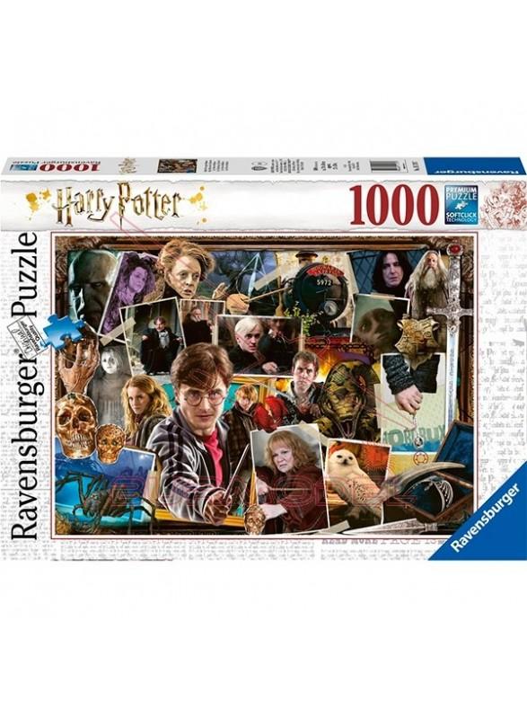 Puzzle Harry Potter vs vold 1000 piezas