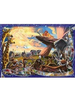 Puzzle 1000 piezas El Rey León